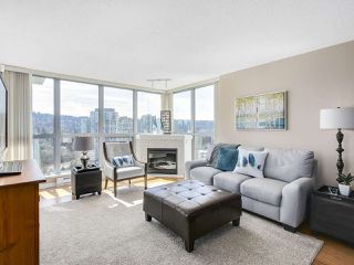 "Photo 2: 1503 290 NEWPORT Drive in Port Moody: North Shore Pt Moody Condo for sale in ""THE SENTINEL"" : MLS®# R2152751"