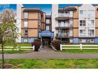Photo 3: 110 2529 Wark St in VICTORIA: Vi Hillside Condo for sale (Victoria)  : MLS®# 758419
