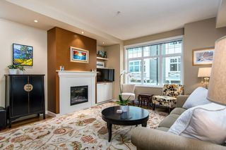 Photo 2: 3850 WELWYN STREET in Vancouver: Victoria VE Townhouse for sale (Vancouver East)  : MLS®# R2136564