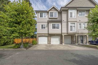 Photo 1: 8 9140 HAZEL Street in Chilliwack: Chilliwack E Young-Yale Townhouse for sale : MLS®# R2187053