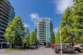 "Photo 1: 303 8871 LANSDOWNE Road in Richmond: Brighouse Condo for sale in ""CENTRE POINT"" : MLS®# R2188223"