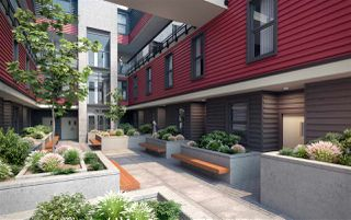 "Photo 4: 308 218 CARNARVON Street in New Westminster: Downtown NW Townhouse for sale in ""IRVING LIVING"" : MLS®# R2209305"
