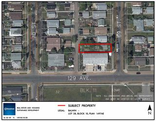 Main Photo: 12910 69 Street in Edmonton: Zone 02 Vacant Lot for sale : MLS®# E4084030