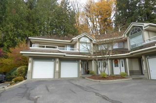 "Photo 1: 42 4001 OLD CLAYBURN Road in Abbotsford: Abbotsford East Townhouse for sale in ""The Ellwood"" : MLS®# R2220448"