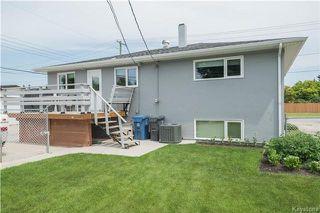 Photo 20: 808 Wayoata Street in Winnipeg: East Transcona Residential for sale (3M)  : MLS®# 1730176