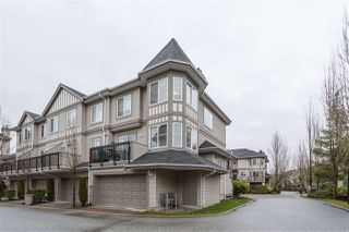 "Photo 1: 1 3880 WESTMINSTER Highway in Richmond: Terra Nova Townhouse for sale in ""THE MAYFLOWER"" : MLS®# R2234371"