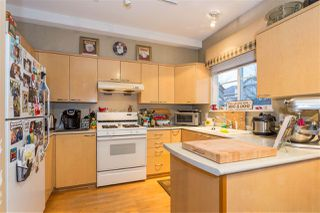 "Photo 6: 1 3880 WESTMINSTER Highway in Richmond: Terra Nova Townhouse for sale in ""THE MAYFLOWER"" : MLS®# R2234371"