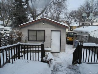 Photo 20: 27 Inkster Boulevard in Winnipeg: Scotia Heights Residential for sale (4D)  : MLS®# 1803669