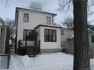 Photo 1: 27 Inkster Boulevard in Winnipeg: Scotia Heights Residential for sale (4D)  : MLS®# 1803669