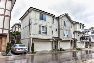 "Main Photo: 116 7848 209TH Street in Langley: Willoughby Heights Townhouse for sale in ""Mason & Green"" : MLS®# R2246028"