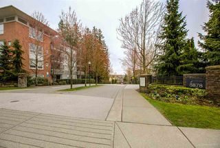 "Photo 1: 10 6878 SOUTHPOINT Drive in Burnaby: South Slope Townhouse for sale in ""CORTINA"" (Burnaby South)  : MLS®# R2255504"