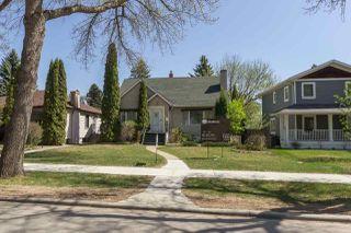 Main Photo: 10219 137 Street in Edmonton: Zone 11 House for sale : MLS®# E4110400