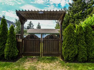 Photo 29: 542 CEDAR STREET in CAMPBELL RIVER: CR Campbell River Central House for sale (Campbell River)  : MLS®# 790612