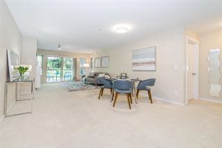 """Photo 4: 311 9319 UNIVERSITY Crescent in Burnaby: Simon Fraser Univer. Condo for sale in """"HARMONY AT THE HIGHLANDS"""" (Burnaby North)  : MLS®# R2283983"""