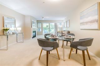 """Photo 6: 311 9319 UNIVERSITY Crescent in Burnaby: Simon Fraser Univer. Condo for sale in """"HARMONY AT THE HIGHLANDS"""" (Burnaby North)  : MLS®# R2283983"""
