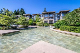 """Photo 1: 311 9319 UNIVERSITY Crescent in Burnaby: Simon Fraser Univer. Condo for sale in """"HARMONY AT THE HIGHLANDS"""" (Burnaby North)  : MLS®# R2283983"""