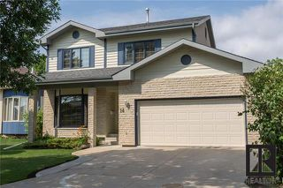 Main Photo: 14 Ralston Crescent in Winnipeg: River Park South Residential for sale (2F)  : MLS®# 1819525