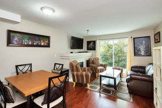 "Photo 2: 43 1561 BOOTH Avenue in Coquitlam: Maillardville Townhouse for sale in ""THE COURCELLES"" : MLS®# R2297368"