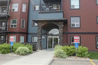 Main Photo: 309 396 SILVER_BERRY Road in Edmonton: Zone 30 Condo for sale : MLS®# E4126079