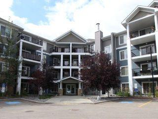 Main Photo: 424 6084 Stanton Drive in Edmonton: Zone 53 Condo for sale : MLS®# E4127352