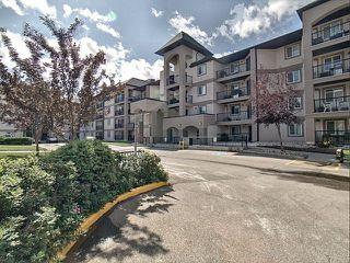 Main Photo: 327 13111 140 Avenue in Edmonton: Zone 27 Condo for sale : MLS®# E4129530
