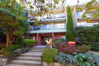 "Photo 1: 225 1844 W 7TH Avenue in Vancouver: Kitsilano Condo for sale in ""CRESTVIEW"" (Vancouver West)  : MLS®# R2315879"