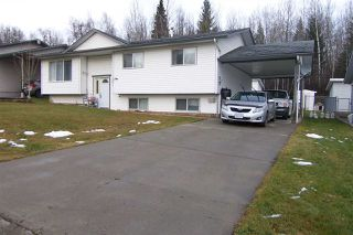 Main Photo: 1561 DODDS Avenue in Quesnel: Quesnel - Town House for sale (Quesnel (Zone 28))  : MLS®# R2325408