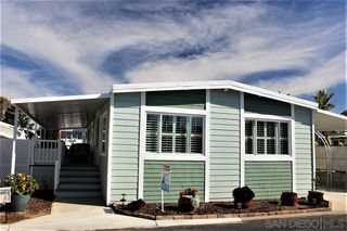 Photo 1: CARLSBAD WEST Mobile Home for sale : 2 bedrooms : 7222 San Lucas #187 in Carlsbad