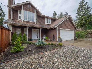 Main Photo: 6165 BAILLIE Road in Sechelt: Sechelt District House for sale (Sunshine Coast)  : MLS®# R2331317