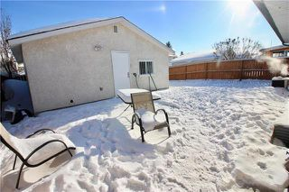 Photo 16: 49 Baxter Bay in Winnipeg: Canterbury Park Residential for sale (3M)  : MLS®# 1902221