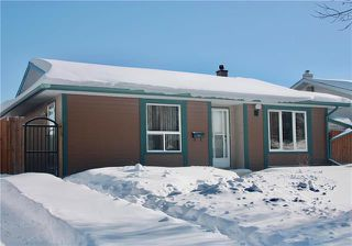 Photo 1: 49 Baxter Bay in Winnipeg: Canterbury Park Residential for sale (3M)  : MLS®# 1902221