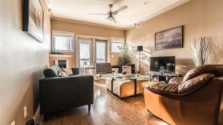 Photo 1: 247 10121 80 Avenue NW in Edmonton: Zone 17 Condo for sale : MLS®# E4143408