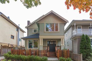 Main Photo: 1950 KITCHENER Street in Vancouver: Grandview VE House 1/2 Duplex for sale (Vancouver East)  : MLS®# R2340344