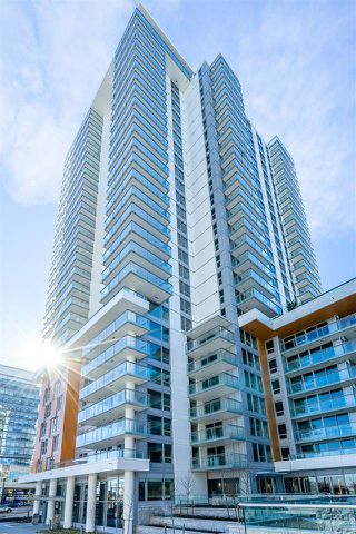 "Main Photo: 508 455 SW MARINE Drive in Vancouver: Marpole Condo for sale in ""W1 - WEST TOWER"" (Vancouver West)  : MLS®# R2344786"