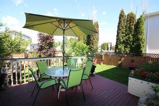 Photo 1: 306 JILLINGS Crescent in Edmonton: Zone 29 House for sale : MLS®# E4152578