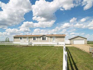 Photo 1: 182018 Twp 542: Rural Lamont County House for sale : MLS®# E4157617