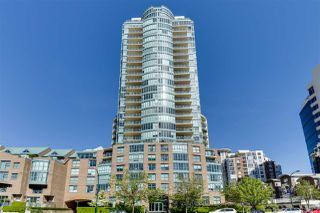 Main Photo: 1605 1188 QUEBEC Street in Vancouver: Downtown VE Condo for sale (Vancouver East)  : MLS®# R2374149