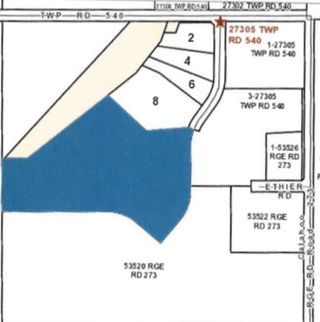 Main Photo: #10 27305A TWP RD 540: Rural Parkland County Rural Land/Vacant Lot for sale : MLS®# E4164143