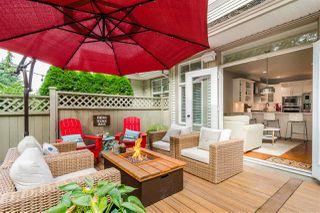 "Photo 17: 20 5811 122 Street in Surrey: Panorama Ridge Townhouse for sale in ""Lakebridge"" : MLS®# R2409221"