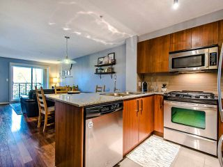 "Photo 7: 307 5885 IRMIN Street in Burnaby: Metrotown Condo for sale in ""MACPHERSON WALK"" (Burnaby South)  : MLS®# R2416144"