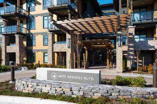 "Photo 3: 113 4977 SPRINGS Boulevard in Tsawwassen: Cliff Drive Condo for sale in ""TSAWWASSEN SPRINGS"" : MLS®# R2418446"