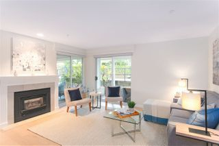 Photo 2: 108 7680 COLUMBIA STREET in Vancouver: Marpole Condo for sale (Vancouver West)  : MLS®# R2419181