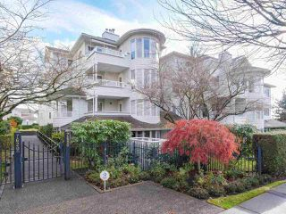 Photo 1: 108 7680 COLUMBIA STREET in Vancouver: Marpole Condo for sale (Vancouver West)  : MLS®# R2419181