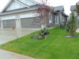 Photo 1: 68 WINGATE Way: Fort Saskatchewan House Half Duplex for sale : MLS®# E4185975