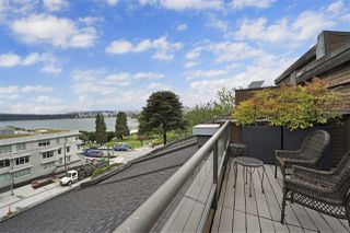 "Photo 17: PH4 2410 CORNWALL Avenue in Vancouver: Kitsilano Condo for sale in ""Spinnaker"" (Vancouver West)  : MLS®# R2465587"