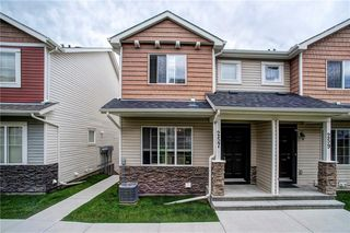 Photo 1: 257 PANTEGO Lane NW in Calgary: Panorama Hills Row/Townhouse for sale : MLS®# A1018119