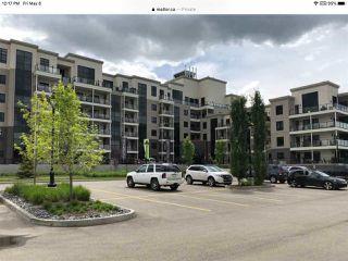 Photo 1: 103 200 BELLEROSE Drive: St. Albert Condo for sale : MLS®# E4208663