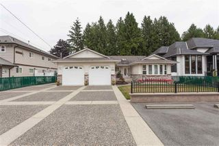 Photo 1: 2334 GRANT Street in Abbotsford: Abbotsford West House for sale : MLS®# R2493375