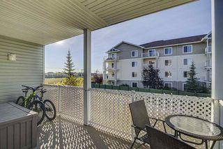 Photo 1: 201 70 WOODSMERE Close: Fort Saskatchewan Condo for sale : MLS®# E4216208