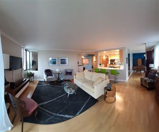 "Photo 4: 601 1575 BEACH Avenue in Vancouver: West End VW Condo for sale in ""Plaza Del Mar"" (Vancouver West)  : MLS®# R2527842"